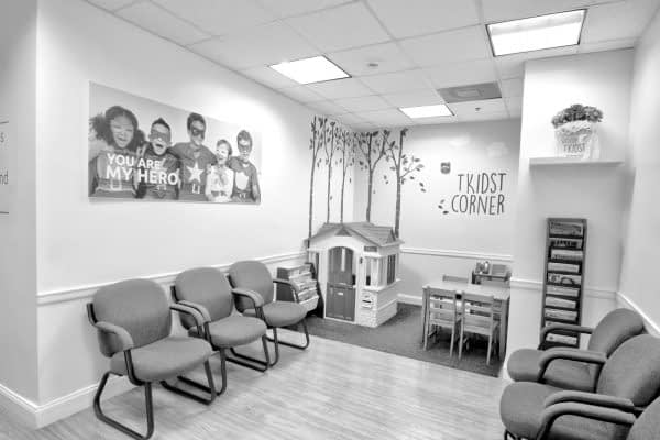 OUR CENTER BW